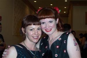Sandy Glaze and Stacie Herndon-Kimrey