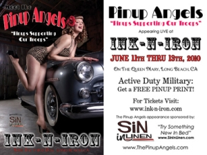 The Pinup Angels