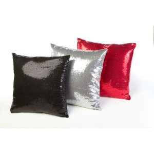 Sequin Throw Pillows
