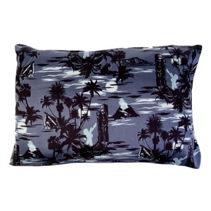 Blue Midnight Tiki Bedding