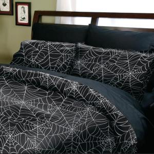 New Black Widow Bedding